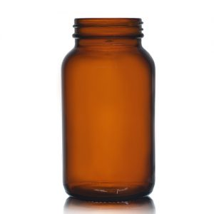 250ml Amber Pharmapac Jar