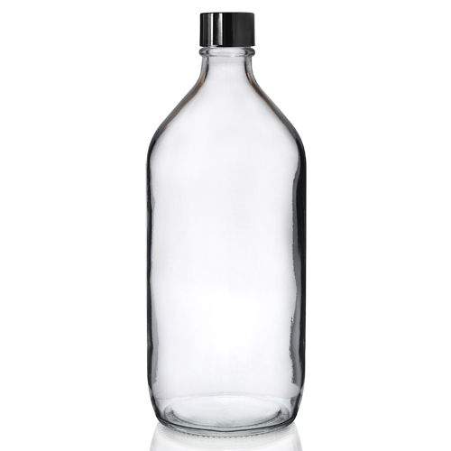 1 Litre Winchester Bottle with Polycone Cap