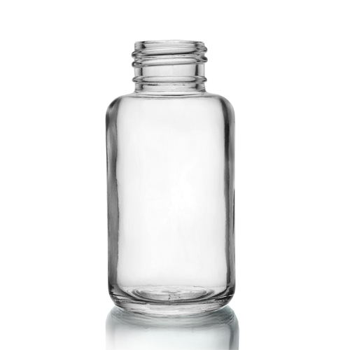 50ml Cosmetic Glass Bottle 'Atlas'