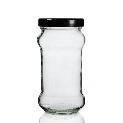 Chutney Jar with Twist Lid