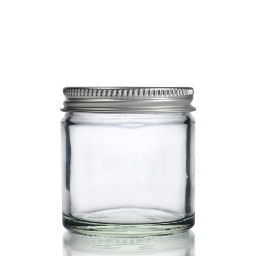60ml Ointment Jar with Aluminium Cap