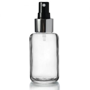 50ml Atlas Bottle with Atomiser Spray