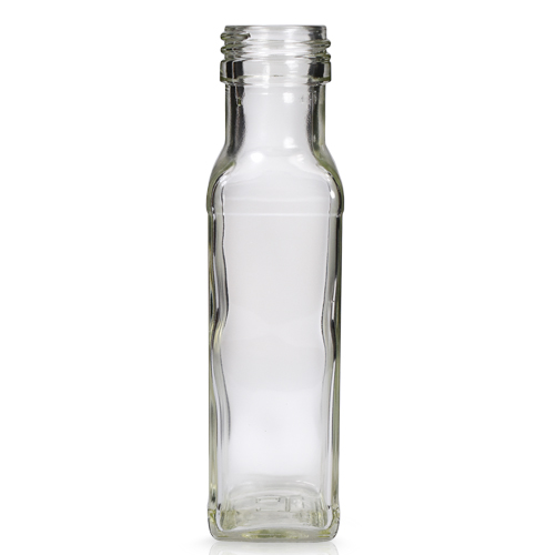 Glass Sauce Bottle