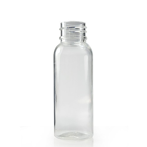 30ml clear plastic bottle