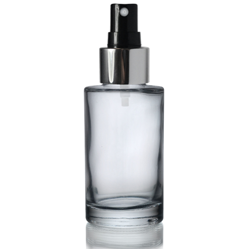 50ml Simplicity Bottle with Atomiser Spray