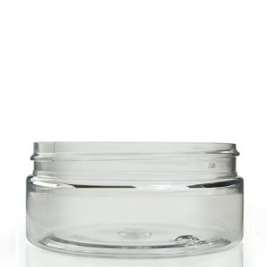 75ml Clear Plastic Jar