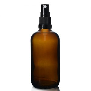 100ml Amber Dropper B Spray ideon