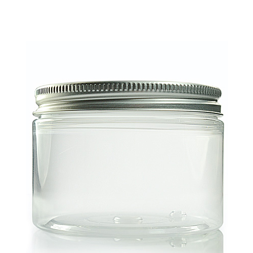 150ml Wide Neck Jar with Aluminium Lid