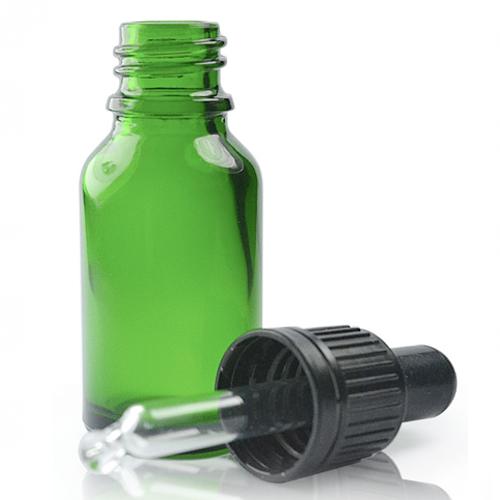 15ml Green Dropper te pipette