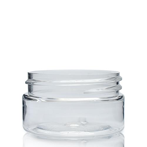 25ml Clear Plastic Jar