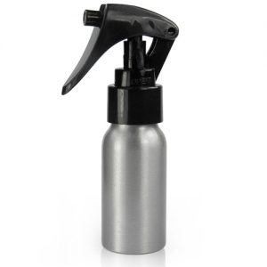 30ml Aluminium Bottle With Mini Trigger Spray