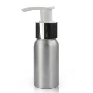 30ml Aluminium Lotion Bottle