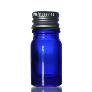 Dropper Bottle With Aluminium Cap