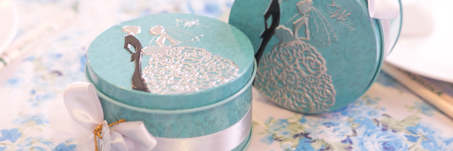 wedding favours header 2