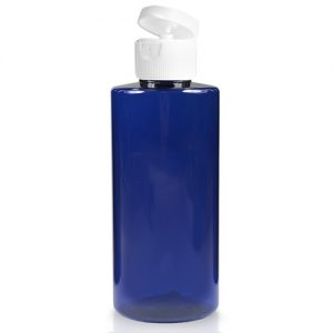 100ml Blue Bottle with flip