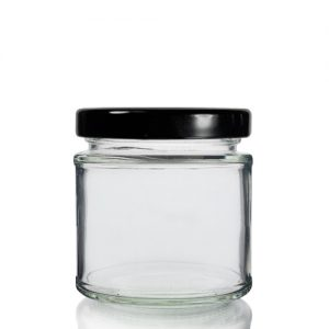 125ml Glass Food Jar With Lid