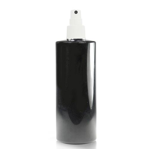 500ml Black glossy spray bottle