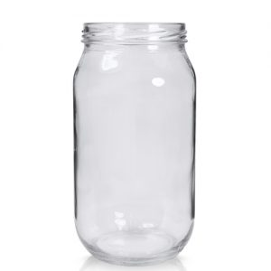 1L Glass Jar