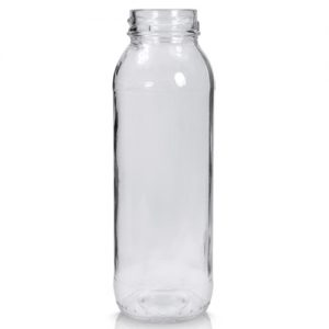 250ml glass bottle