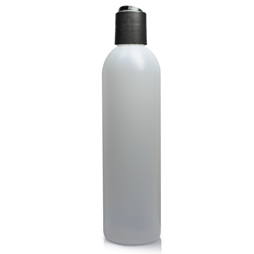 250ml HDPE Boston bottle bd